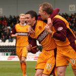 Jamie Murphy Celebration